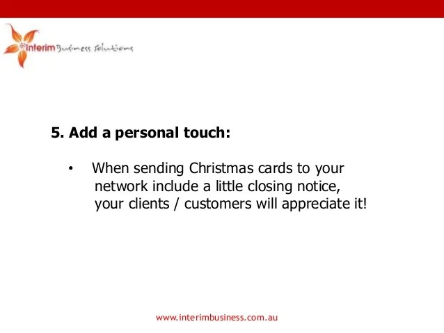 Free Professional Resume » business closing letter to customers - holiday closure sign template
