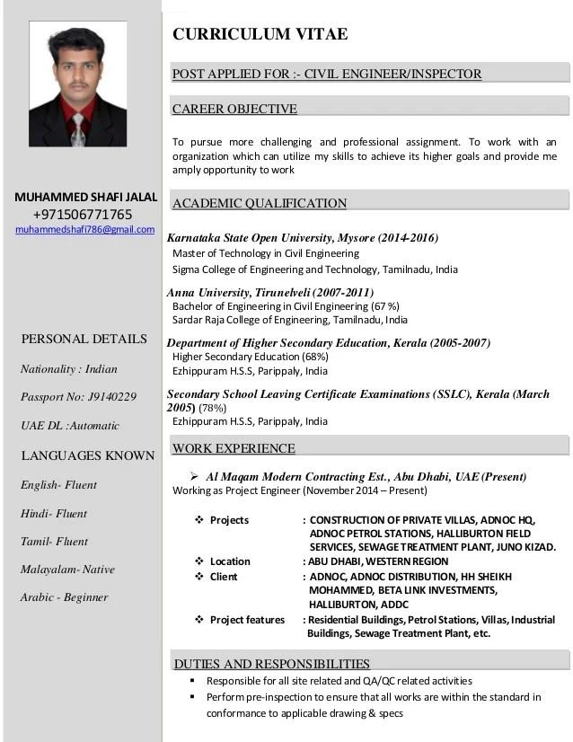cv civil engineer - Alannoscrapleftbehind - halliburton field engineer sample resume