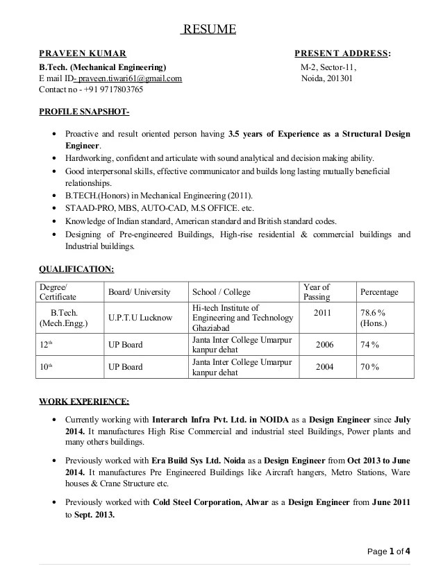 mechanical design engineer resume cover letter - Kordurmoorddiner