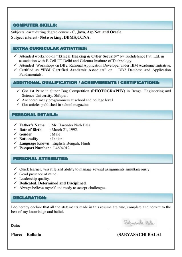 entry level computer science resumes - Romeolandinez - entry level computer science resume