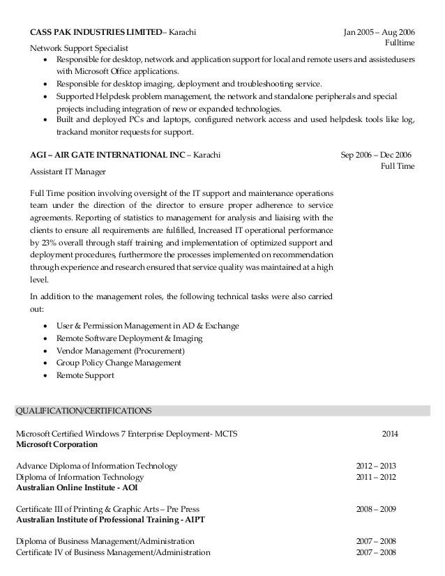 desktop engineer resumes professional awesome collection of resume - desktop support resume sample