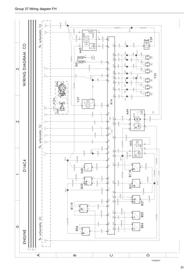 volvo vhd wiring diagram auto electrical wiring diagramvolvo vn truck wiring schematic