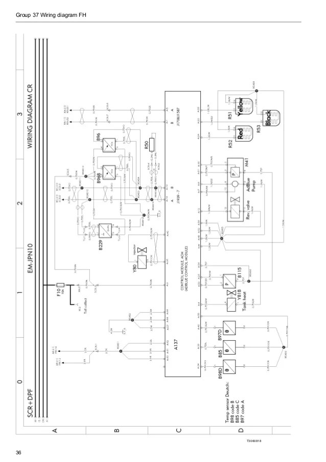 Construction Equipment Volvo Wiring Diagrams Electrical Circuit