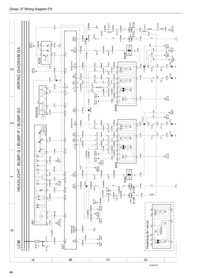volvo fl 240 wiring diagram
