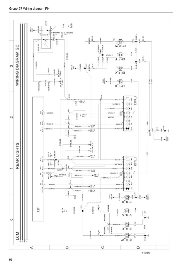 volvo wiring diagrams volvo wiring diagram fh