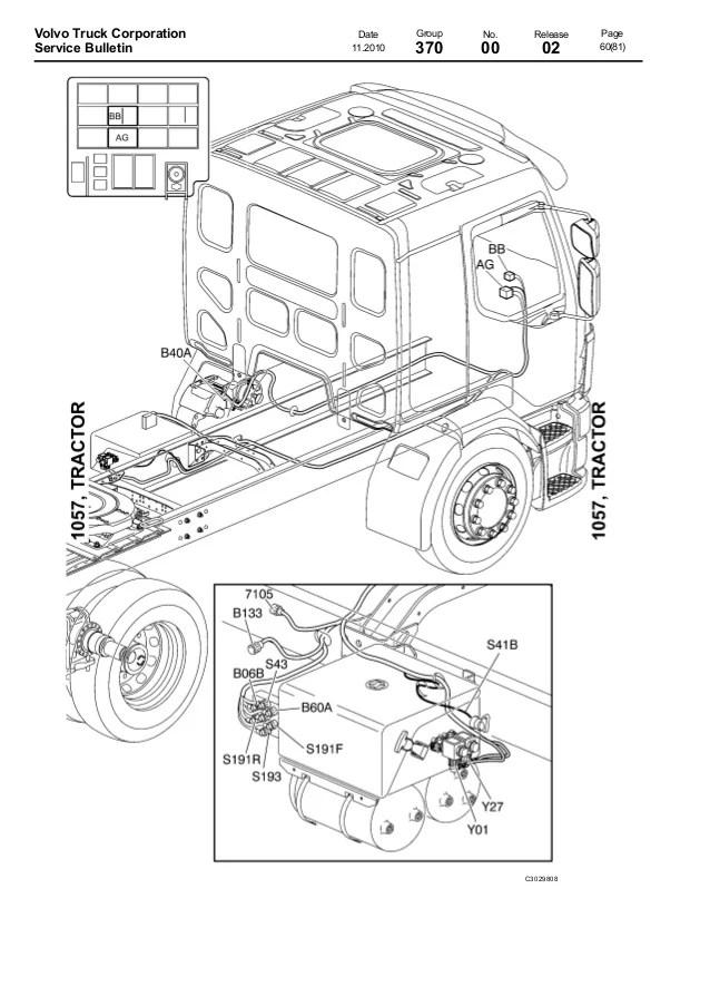1996 volvo semi truck wiring diagram