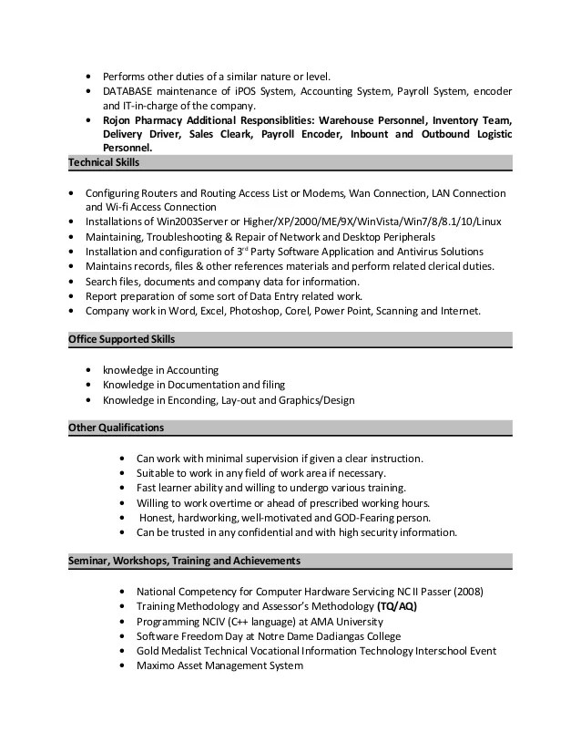 dentrodabiblia camp counselor description resume