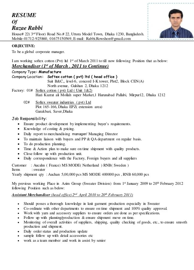 sample resumes for rabbis