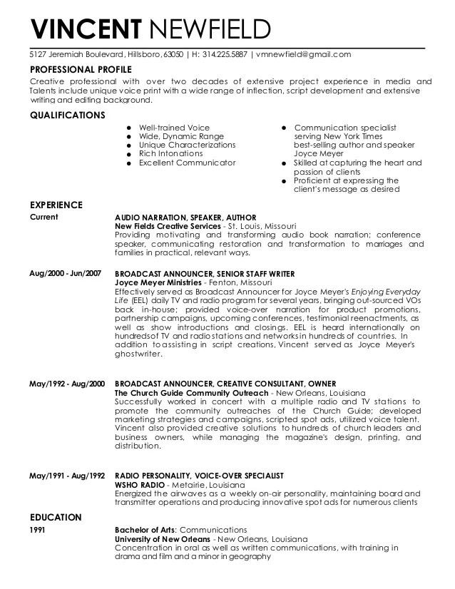 personality in resume examples - Mavij-plus