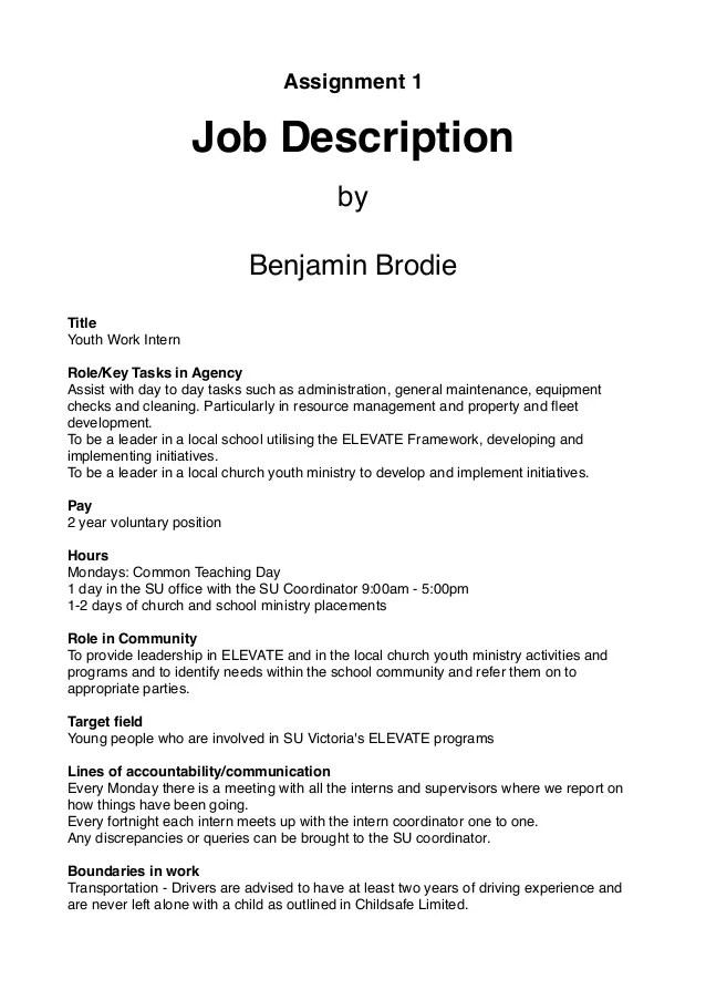 maintenance coordinator job description - Minimfagency