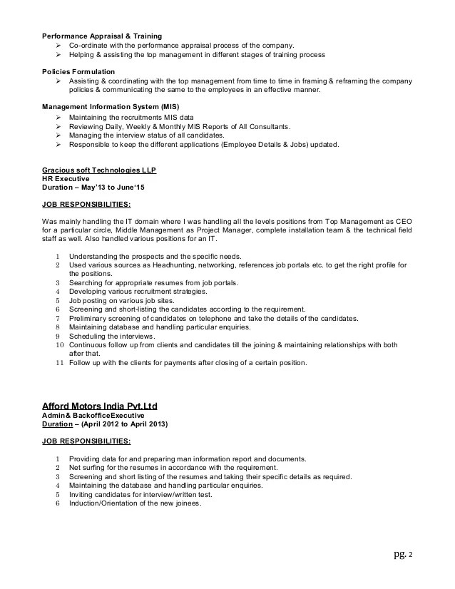 awesome resume multiple positions same company pictures simple