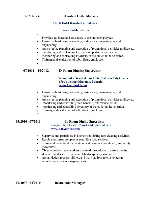 kitchen manager resumes - Josemulinohouse - kitchen manager resume sample
