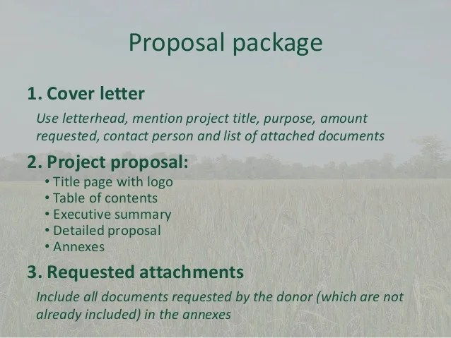 writing a project proposal template - Vatozatozdevelopment - Proposal Letter For Project