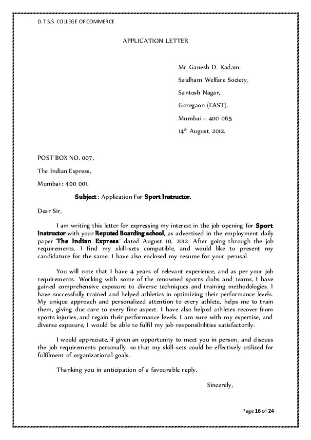 Bank Teller Cover Letter With No Experience Printable Effective20 Communicatin20project201st20semister