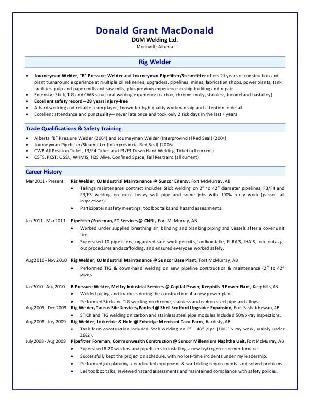 Combination Welder Cover Letter - sarahepps - - publix pharmacist sample resume