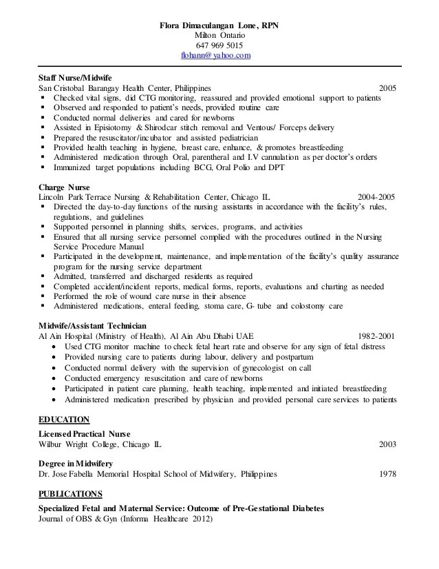 sample resume for pediatrician in the philippines