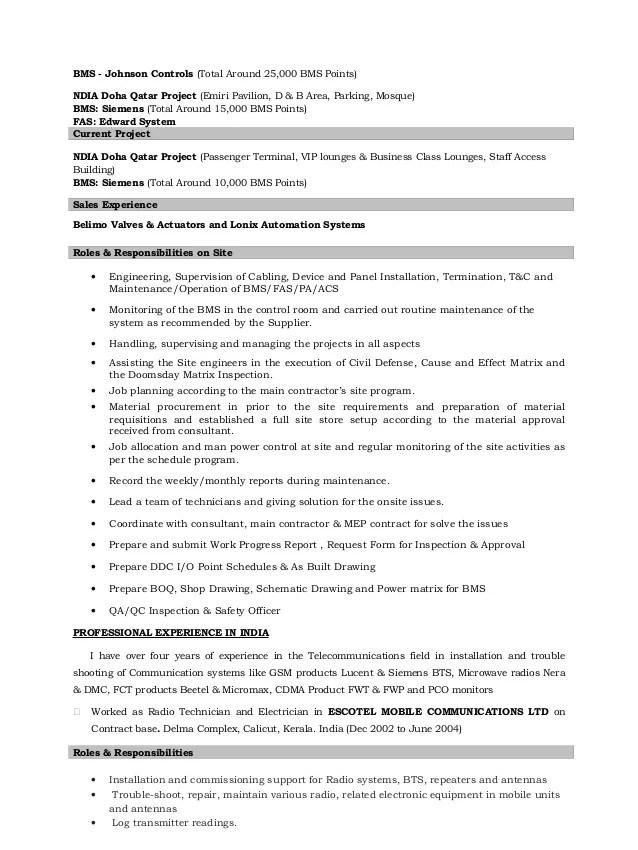 site engineer job description pdf - Romeolandinez