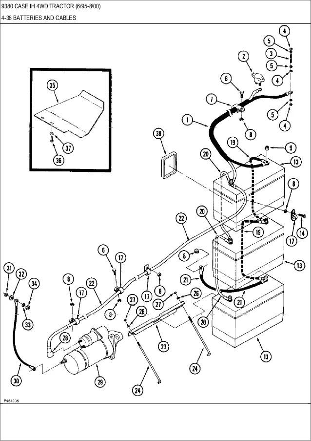 case ih 485 wiring diagram
