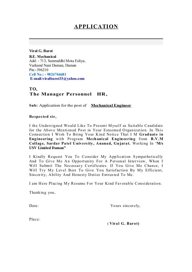 academic cover letter format - Intoanysearch