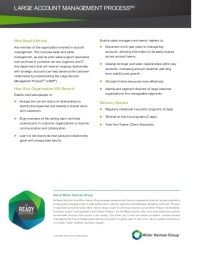 Miller Heiman Group LAMP Process