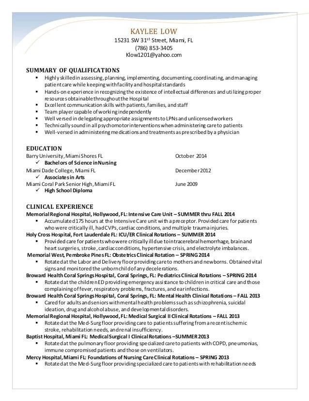 nursing resume objective icu professional resumes example online