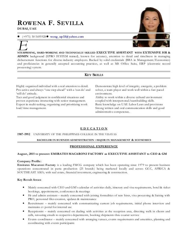 administration cv format - Josemulinohouse - Best Cv Format Pdf