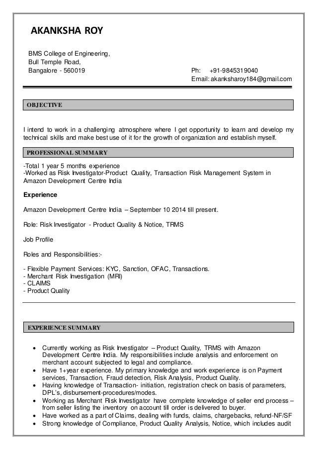 online resume wordpress