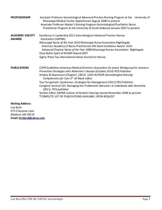 Geriatric Nurse Practitioner Sample Resume | kicksneakers.co