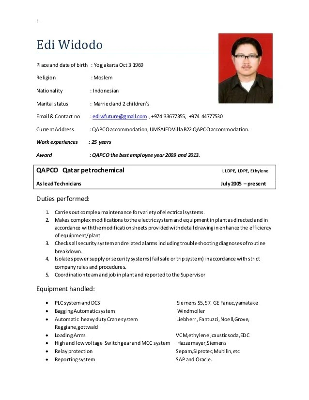 what is a cv document - Onwebioinnovate - cv document