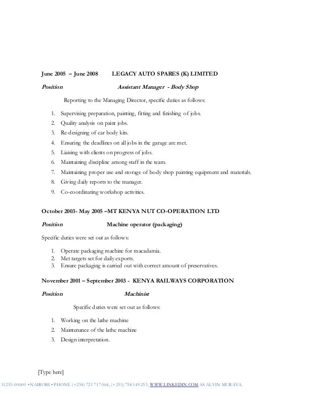 painter resumes - Alannoscrapleftbehind - car painter sample resume