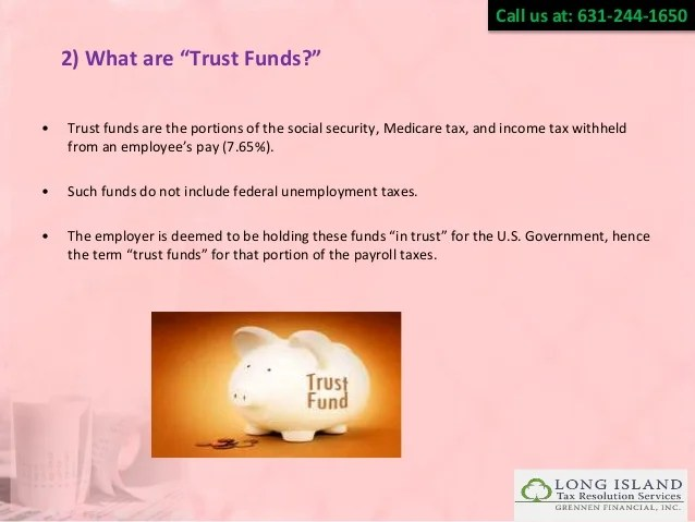 A Business Owner's Guide to The Trust Fund Recovery Penalty and Payro…