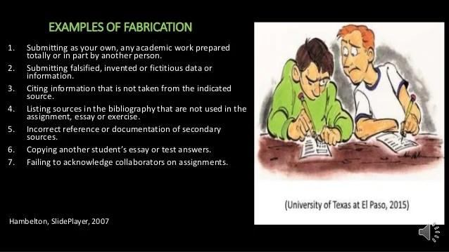 common essay examples