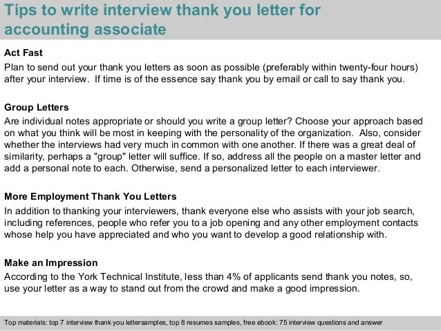 final interview thank you letter - Blackdgfitness - interview thank you email