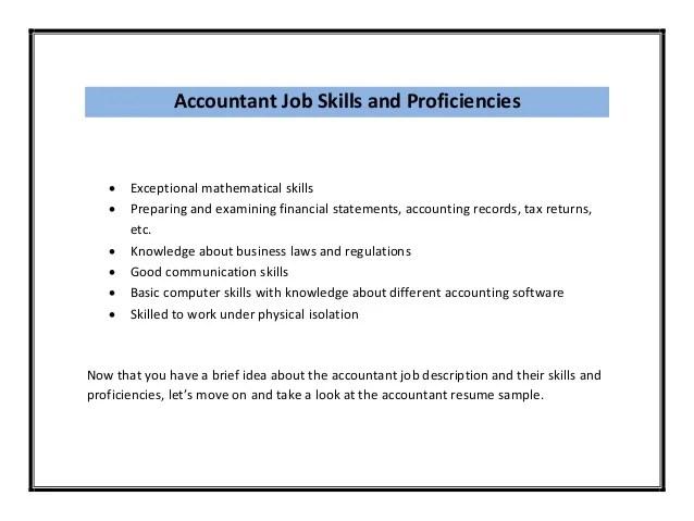 Financial Job Resume Chief Financial Officer Resume Sample Accounting Resume Sample Pdf