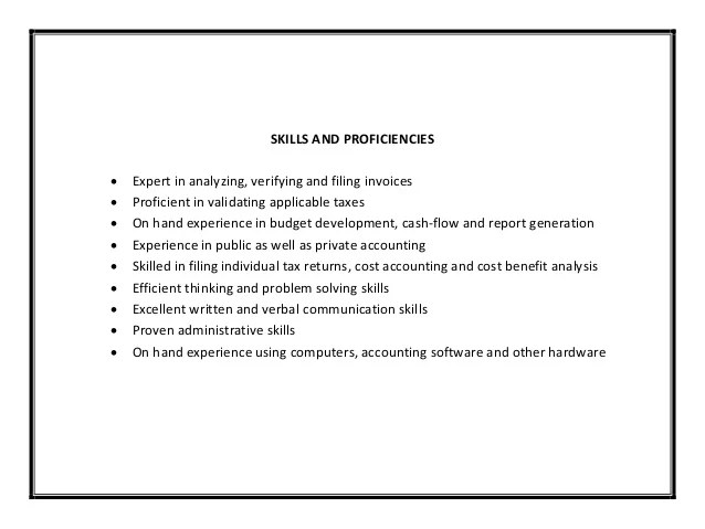 communication skills on resume sample - Vatozatozdevelopment