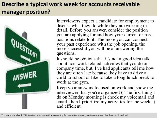 accounts receivable supervisor cover letter - Alannoscrapleftbehind