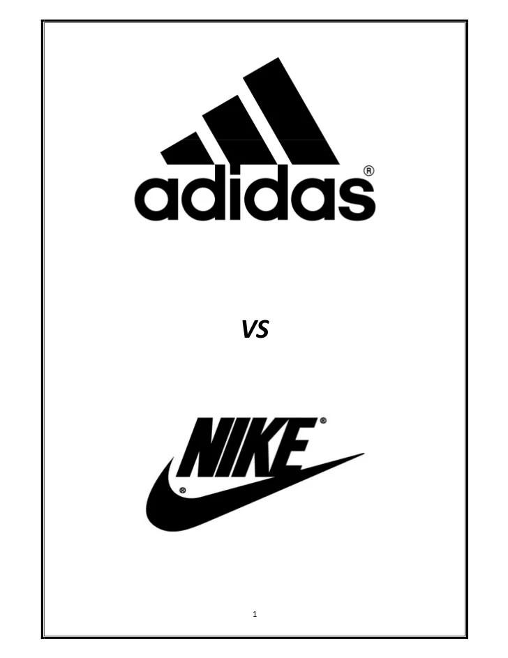 Shubham 3d Wallpaper Adidas Nike Case Study