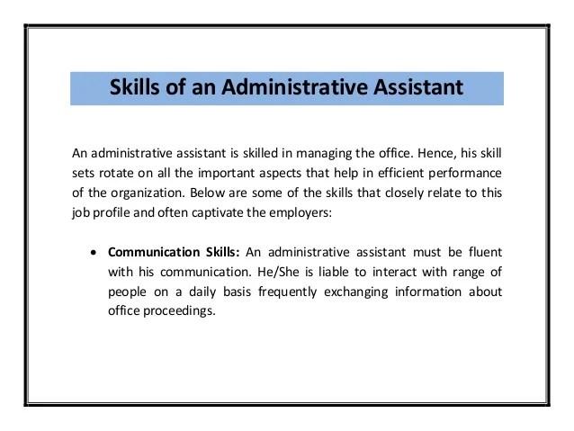 Resume Skills Section | Sample Best Cv