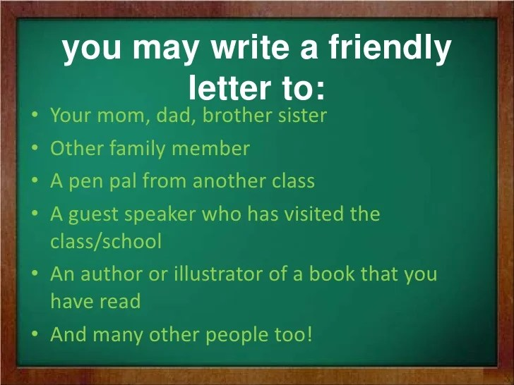 Laity Marriage Family Life And Youth Usccborg How To Write A Friendly Letter