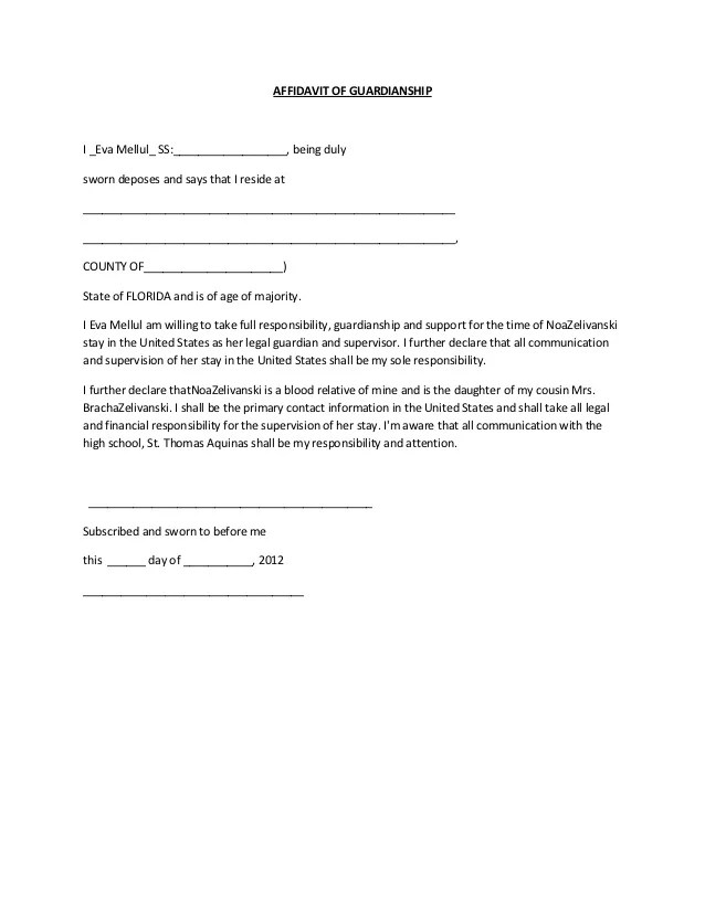Visitation Agreement Template Vosvetenet – Sample Child Custody Agreement