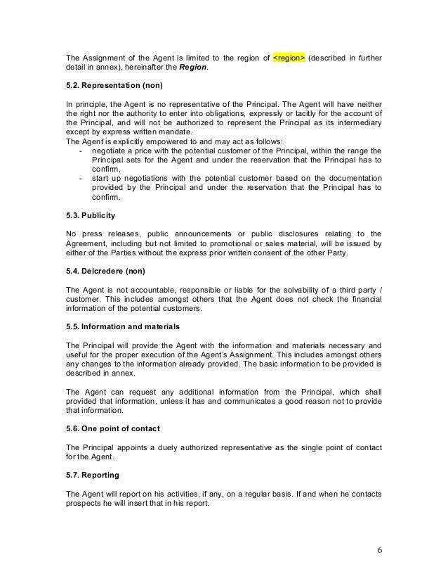 example of an agreement - Josemulinohouse - seeabruzzo resume template builder