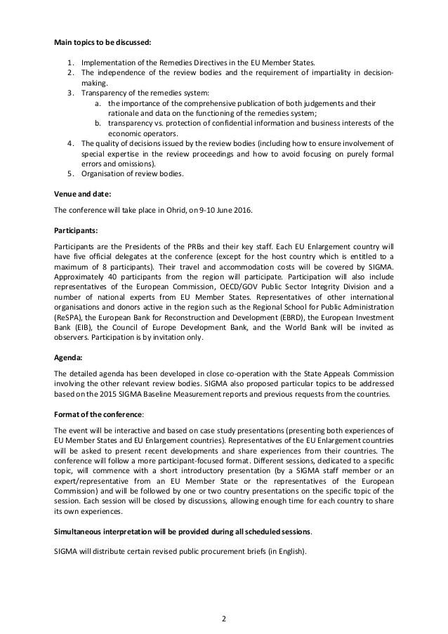 meeting program sample - Towerssconstruction