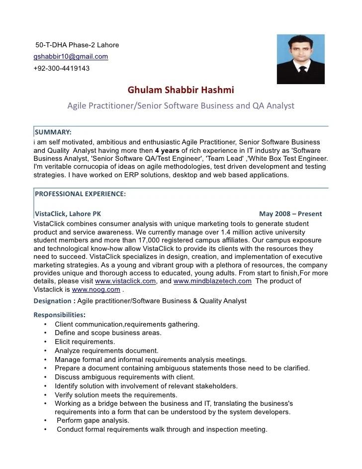 Qa Resume Objective Qa Resume Objective Resume Sample Software Qa   Software  Resume Objective