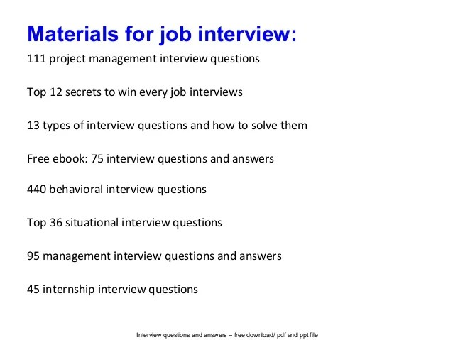 management situational interview questions - Ozilalmanoof