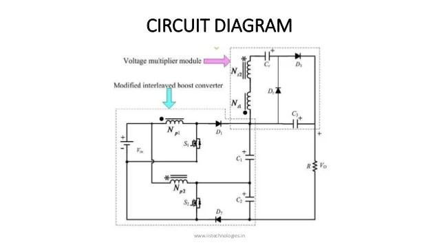 lt1107 output ripple reduction using gain block circuit diagram