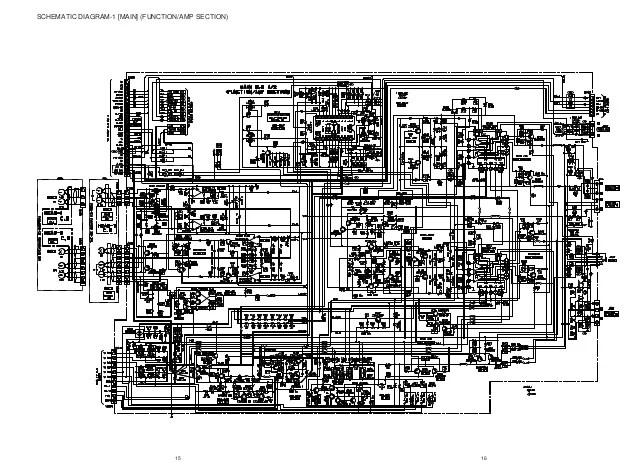aiwa wiring harness diagram