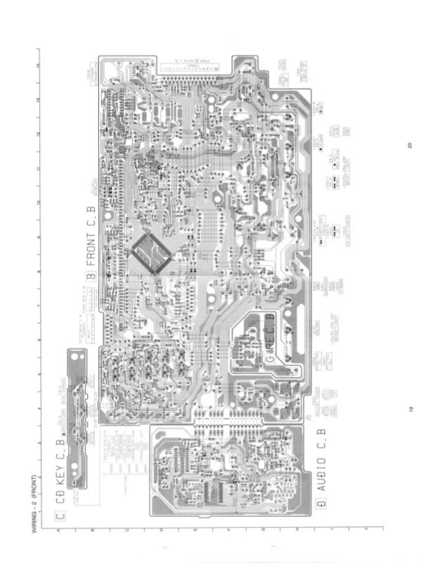 Aiwa Wiring Diagram Wiring Diagram