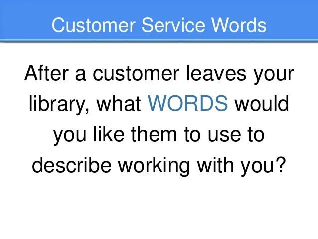 words to describe good customer service - Towerssconstruction
