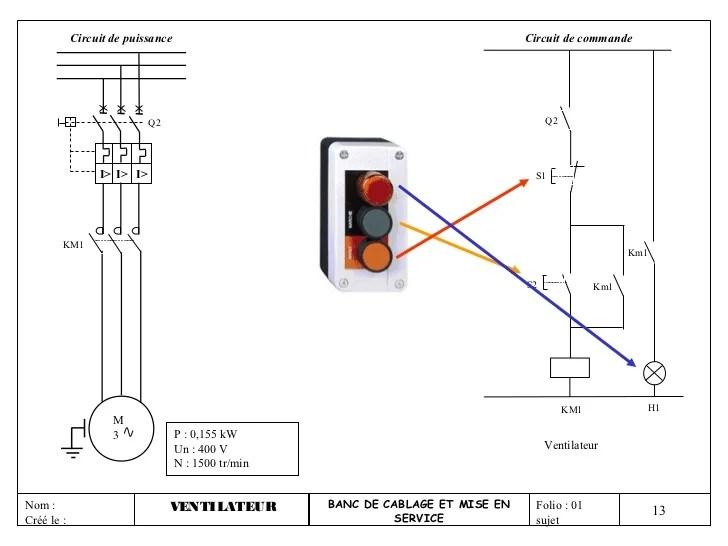 maserati schema cablage d un ventilateur