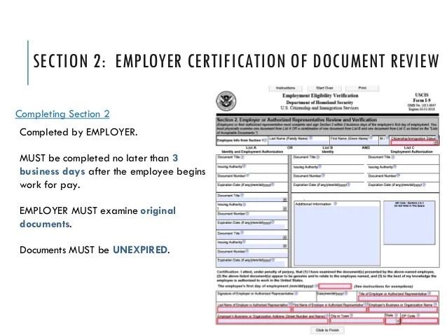 how to fill out an employment verification form - Barebearsbackyard